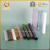 Buis van het Glas Borosilicate van diverse Grootte de Kleurrijke Hoge/Reageerbuis (379)