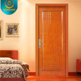 Style europeo Engineering Interior Wooden Door para el sitio