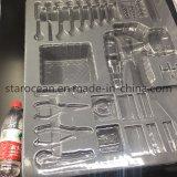 Plástico PVC / PP / PET Packaging Blister de Herramientas Bosch con la caja