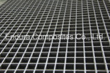 4 GRP/FRP Grating FRP/GRP Decrotive Gratings/FRP Douane Gevormde Grating