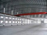 Warehouse (SP)를 위한 조립식 Large Span Steel Structure