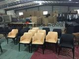 Présidence de salon en cuir de restaurant d'unité centrale de qualité (FOH-BCA25)