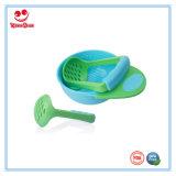 Bacia de alimentação da moagem do bebê da forma de Avent no produto comestível PP