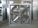 Poultry Farms 또는 Greenhouse/Livestock/Factory Low Price를 위한 셔터 Mounted Exhaust Fan