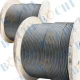 Mehrschichtige Strang-helles Stahldrahtseil