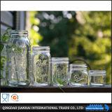 300ml Hexgonal Glashonig-Glas-Glasflasche