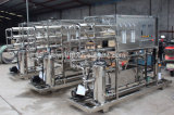 planta de agua del mineral del sistema de la purificación del agua potable del RO 1t/2t