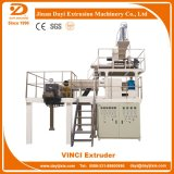 Grande Twin Screw Extruder con Pre-Conditioner