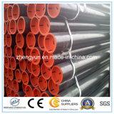 Nahtloses kohlenstoffarmer Stahl-Gefäß u. Rohr