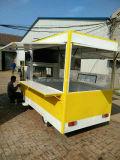 Автомобиль Sandwitch оборудован с комплектом Kitchenware