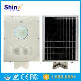 Luz solar integrada inferior del jardín del precio de fábrica 12W 10W LED