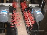 Automatisch krimp de Machine van de Etikettering van de Koker voor Ronde Fles (jnd-100)