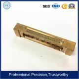 O cobre/liga/alumínio do OEM parte as peças do CNC que fazem à máquina as peças da máquina de trituração