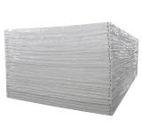 La feuille blanche de mousse de PVC du panneau 1220 *2440mm de PVC Celuka Co-A expulsé feuille rigide de PVC pour des meubles