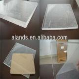 Feuille transparente d'acrylique de moulage de la qualité 2mm