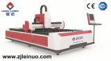1-5mm SS metallschneidende Faser-Optiklaser-Scherblock-Maschine CNC-1000W