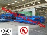 スプリンクラーの消火活動システムのためのUL/FM ASTM A135 Sch10の鋼管