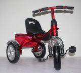 차에 바구니 아기 탐을%s 가진 고품질 아이 세발자전거 아이들 자전거