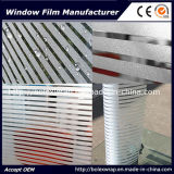 Pellicola decorativa 1.22m*50m della finestra di vetro 3D della scintilla