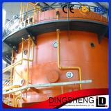 Fábrica de tratamento da extração solvente de bolo de petróleo