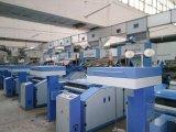 De textiel Katoenen Kaardende Machine van Machines/