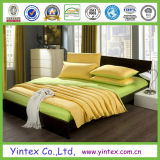 高品質Colorful 500tc 100%年のCotton Bedding Set/Bed Sheet