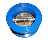 Clapet anti-retour de disque de fer de bas-de-ligne (DSCV-601)