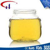 345ml de eerste Kruik van de Honing van het Glas van de Rang Loodvrije (CHJ8083)