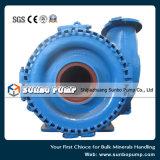 La pompe de dragage centrifuge pour déchirent le sable et le gravier Chine
