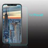 protecteur mobile d'écran en verre Tempered de butoir de la dureté 9h pour l'iPhone 7 8