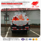 Q235 - a Steel Plate Tanker Truck for Gasoline Refilling