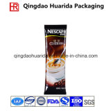 Douane die de In het groot Verpakkende Staaf van de Onmiddellijke Koffie van de Rang van het Voedsel/afdrukken Zakken verpakken