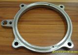 Часть CNC нержавеющей стали точности выполненная на заказ подвергая механической обработке