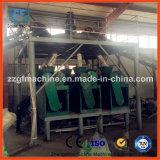 Cadena de producción de granulación del fertilizante químico del sulfato