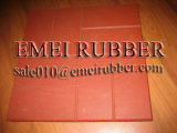 De gerecycleerde RubberBetonmolen van de Baksteen