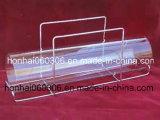 Cylindre de verre transparent à base de borosilicate