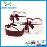 Fantastischer Inner-Form-Papier-Pappschokoladen-Geschenk-Kasten mit freier Kappe