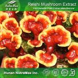 Extrait naturel Polysaccarides 4%-60% de champignon de couche de 100% Reishi
