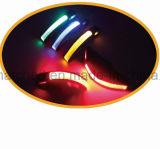 Bracciale riflettente alla moda della fascia elastica LED per sicurezza corrente