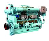 ボートのための480kw高容量の海洋のディーゼル機関