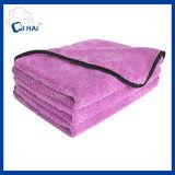 De Schone Handdoek van de Auto van de Vacht van het Koraal van Microfiber (QHD88956)
