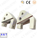 Kundenspezifischer Prägeteil CNC, der mit Qualität maschinell bearbeitet