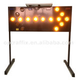 Ce En12352 Traffic Signal Directional LED Arrow Boards