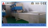 Saldatrice capa del PVC tre per il portello della finestra del PVC che fa le macchine