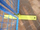 """tubos cuadrados 1 construcción temporal de 6foot x de 10foot del acoplamiento 50m m X100mm de """" X 1 """" que cerca los paneles"""