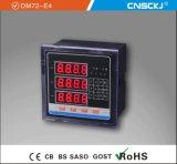 Programmierbares Multifunktionsmeßinstrument des Strom-Dm72-E4