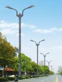 Precio de la luz de calle solar 42W de los 7m