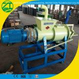 Machine de asséchage d'extrusion de machine de bouse de vache de presse à vis/engrais de poulet