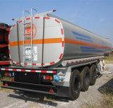 3 de l'essieu 40000L de réservoir de carburant remorque semi