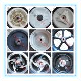 手のトロリーのための10インチの半空気のゴム製車輪